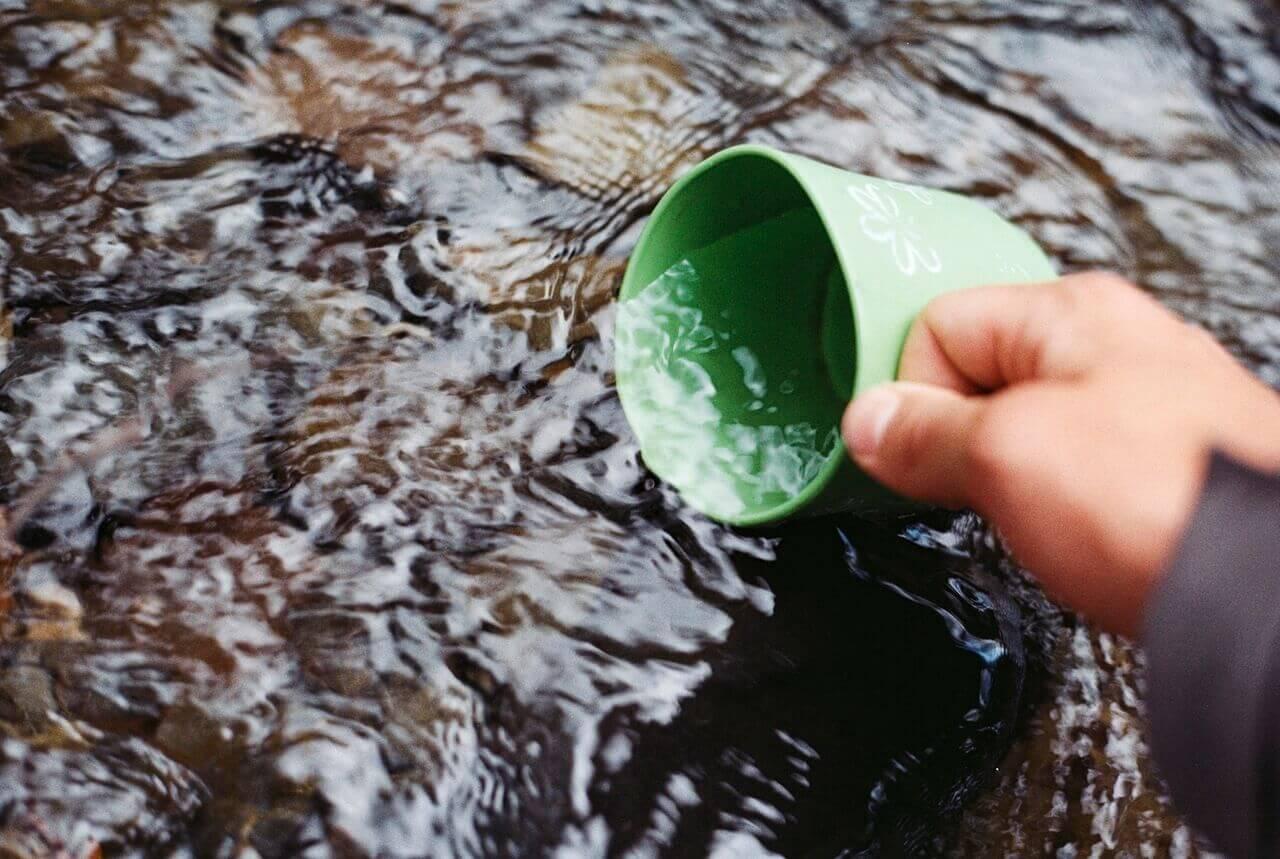 Nosso impermeabilizante é a base de água. Não é prejudicial a saúde.